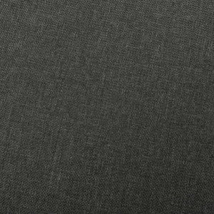 Fotoliu de masaj rabatabil, gri închis, material textil