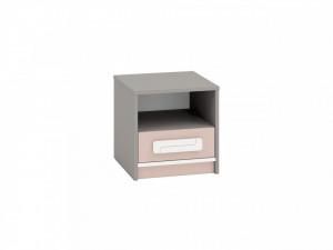 Iq 13 (Rama de patside Dulap 1d) Grey Platinum/White/Bright Pink