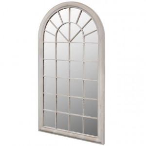 Oglindă de grădină arcadă rustică 60x116 cm interior & exterior