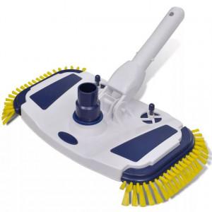 Perie dispozitiv cu vacuum pentru piscină