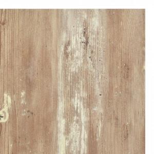 Plăci de pardoseală autoadezive, 55 buc., maro, PVC, 5,11 m²
