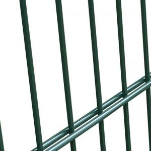 Poartă 2D pentru țarc, 106 x 170 cm, verde