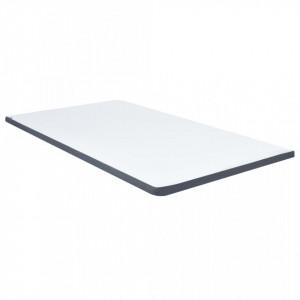 Topper saltea pentru pat continental 200x120x5 cm