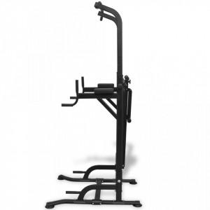 Turn exerciții cu bancă de abdomene