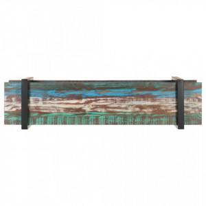 Comodă TV, 160 x 40 x 40 cm, lemn masiv reciclat