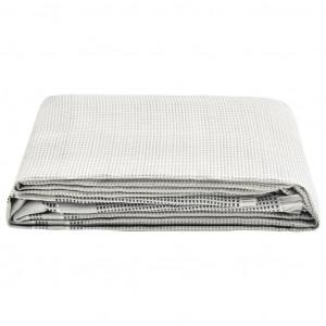 Covor pentru cort, gri, 250 x 200 cm