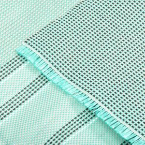 Covor pentru cort, verde, 250 x 250 cm