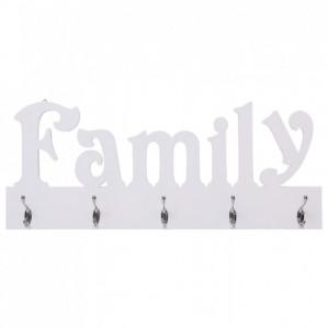 Cuier de perete FAMILY, 74 x 29,5 cm