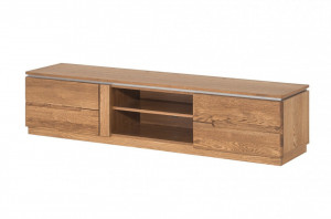 Montenegro 25 (comoda tv) rustical oiled oak