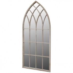 Oglindă de grădină arcadă gotică 50x115 cm interior & exterior