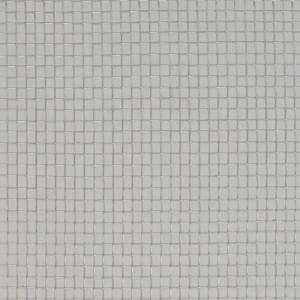Plasă de sârmă, argintiu, 100 x 500 cm, oțel inoxidabil