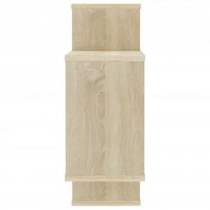 Rafturi de perete, stejar Sonoma, 104 x 24 x 60 cm, PAL