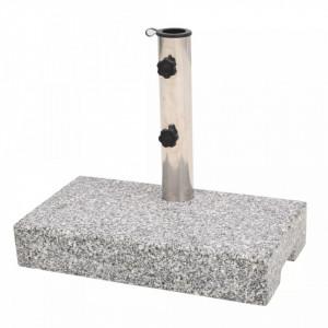 Suport umbrelă de soare Granit Dreptunghiular 25 kg