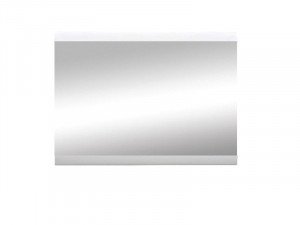Azteca 027 oglinda white/white high gloss