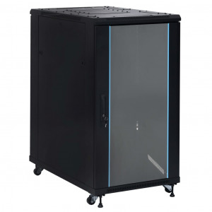 "Dulap server, picioare pivotante, 22U 19"" IP20 1050x600x1170 mm"