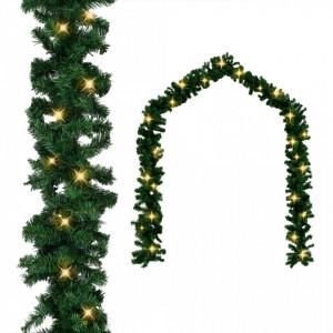 Ghirlandă de Crăciun cu becuri LED, 5 m