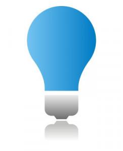 Iluminat 2Pkt.5/6Mm Blue