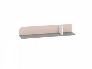 Iq 15 (Raft) Grey Platinum/White/Bright Pink