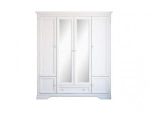 Kleo 001 Dulap 4D/1S White