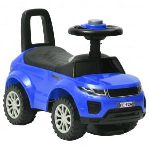 Mașinuță primii pași, albastru