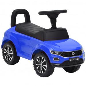 Mașinuță primii pași Volkswagen T-Roc, albastru