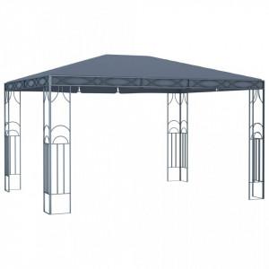 Pavilion, antracit, 400 x 300 cm