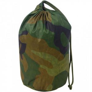 Plasă de camuflaj cu geantă de depozitare 1,5x7 m
