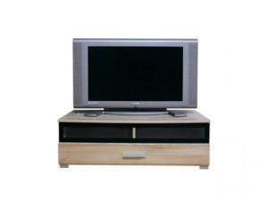 VUSHER 002 TV STAND 1SW SONOM OAK