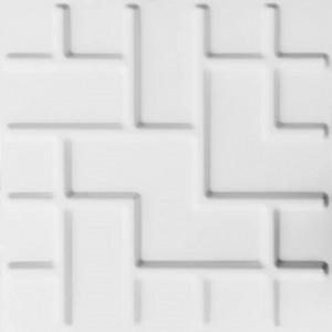 WallArt Panouri de perete 3D Tetris, 12 buc. GA-WA16