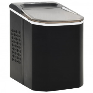 Aparat de făcut cuburi de gheață, negru 1,4 L, 15 kg / 24 h
