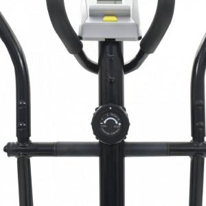 Bicicletă eliptică magnetică cu măsurare puls
