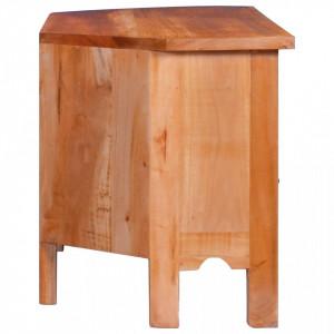 Comodă TV, 100 x 40 x 45, lemn masiv de mahon