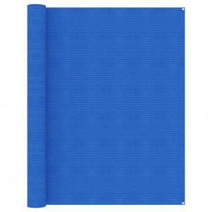 Covor pentru cort, albastru, 250x500 cm