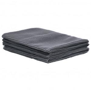 Covor pentru cort, antracit, 300x500 cm