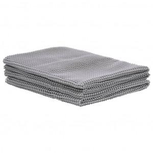 Covor pentru cort, gri deschis, 250x550 cm