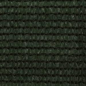 Covor pentru cort, verde închis, 250x250 cm