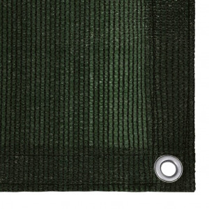 Covor pentru cort, verde închis, 250x350 cm