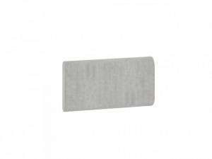 Drop Zag 05-001 (Headboard) Grey