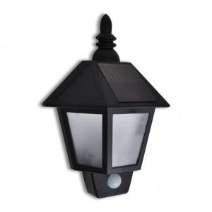 Lampă solară de perete cu senzori de mișcare