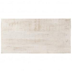 Masă de bucătărie, 120x60x76 cm, lemn masiv de mango
