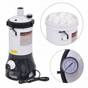 Pompă de filtrare pentru piscine Intex Bestway, 185 W, 4,4 m³/h