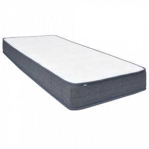 Saltea de pat cu arcuri, 200 x 90 x 20 cm