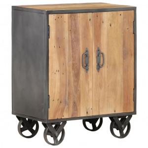 Servantă, 60x35x74 cm, lemn masiv reciclat