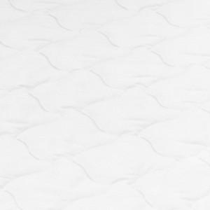 Topper de saltea, profil tip ou cu spumă rece, 6 cm, 120x200 cm