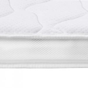 Topper saltea, 180x200 cm, spumă gel, 7 cm