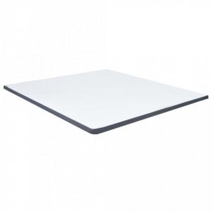 Topper saltea de pat cu somieră, 200x180x5 cm