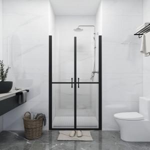 Ușă cabină de duș, transparent, (88-91)x190 cm, ESG