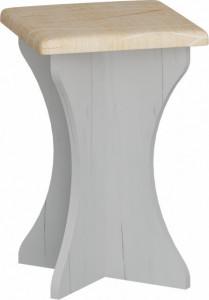 Zku-04 Taburet Monaco/Craft White