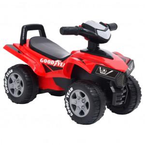 ATV ride-on pentru copii Good Year, roșu