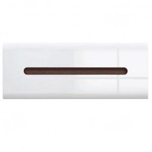 Azteca 004-1 cabinet sfw1k/4/15 white/white high gloss